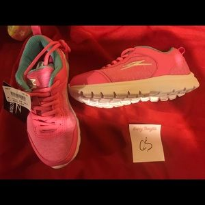 Other - New girls 13 1/2 pink athletic shoes